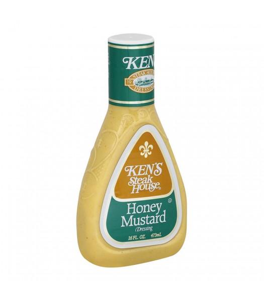 Ken's Steak House - Honey Mustard Dressing - 16fl.oz (473ml) Food and Groceries Ken's