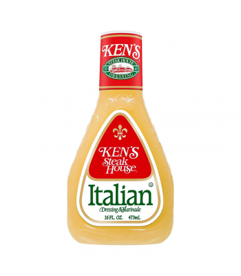 Ken's Steak House - Italian Dressing 16fl.oz (473ml) Food and Groceries Ken's