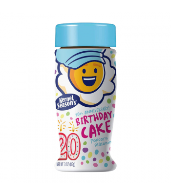 Kernel Season's Birthday Cake Flavoured Seasoning - 3oz (85g) Food and Groceries Kernel Season's