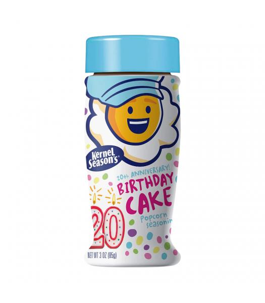 Kernel Season's Birthday Cake Flavoured Seasoning - 3oz (85g) Food and Groceries Kernel Season's