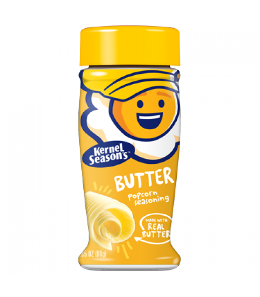 Kernel Season's Butter Seasoning - 2.85oz (80g) Food and Groceries Kernel Season's