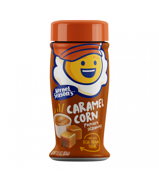 Kernel Season's Caramel Corn Seasoning - 3oz (85g) Food and Groceries