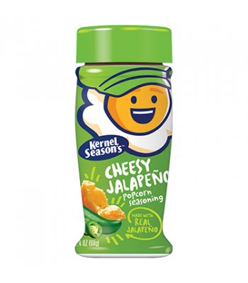 Kernel Season's Cheesy Jalapeño Seasoning 2.85oz (80g)