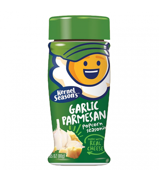 Kernel Season's Garlic Parmesan Seasoning - 2.85oz (80g) Food and Groceries Kernel Season's