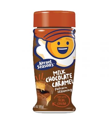 Kernel Season's Milk Chocolate Caramel Seasoning 2.85oz (80g) Spices & Seasonings