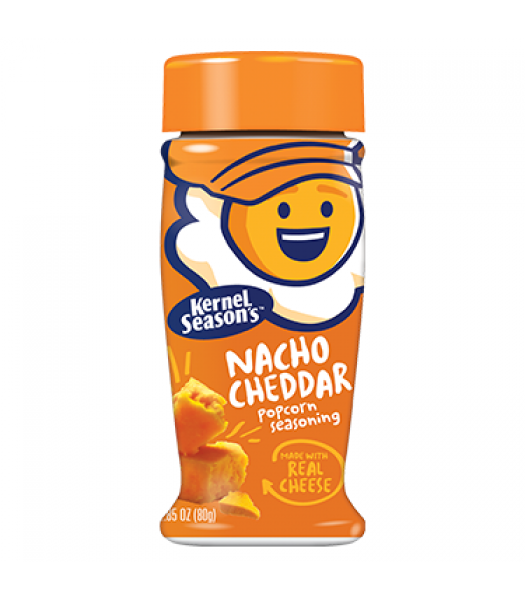 Kernel Season's Nacho Cheddar Seasoning 2.7oz (76g) Food and Groceries Kernel Season's