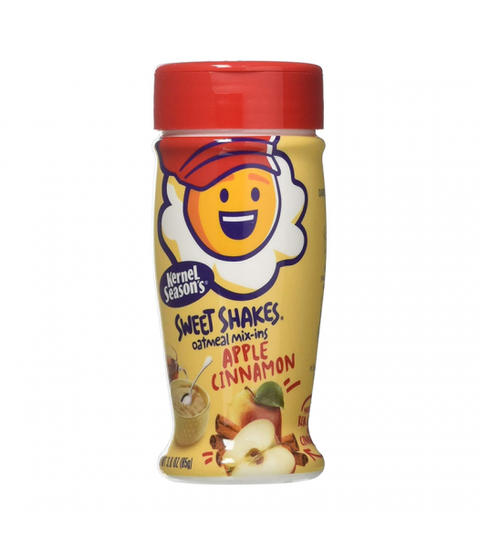 Kernel Season's Tasty Shakes Oatmeal Mix-Ins - Apple Cinnamon - 3oz (85g) Food and Groceries Kernel Season's