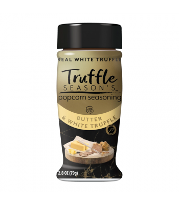 Truffle Season's Popcorn Seasoning - Butter & White Truffle - 2.8oz (79g) Spices & Seasonings