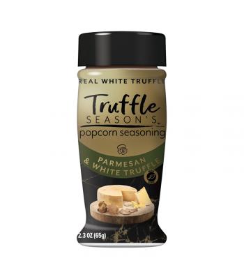 Truffle Season's Popcorn Seasoning - Parmesan & White Truffle Flavoured - 2.3oz (65g) Spices & Seasonings