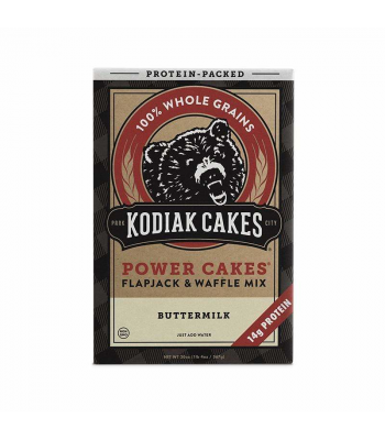 Kodiak Cakes Buttermilk Power Cakes Mix – 20oz (567g) Food and Groceries