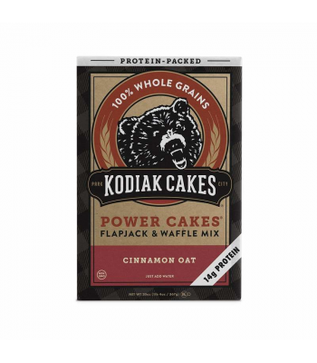 Kodiak Cakes Cinnamon Oat Power Cakes Mix - 20oz (567g) Food and Groceries