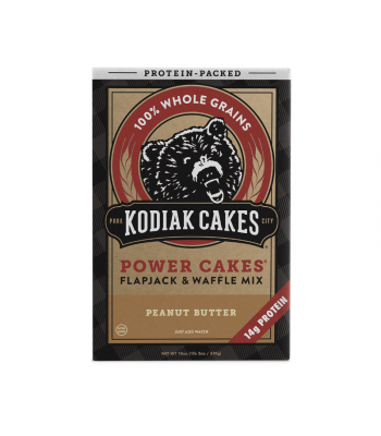 Kodiak Cakes Peanut Butter Power Cakes Mix - 18oz (510g) Food and Groceries