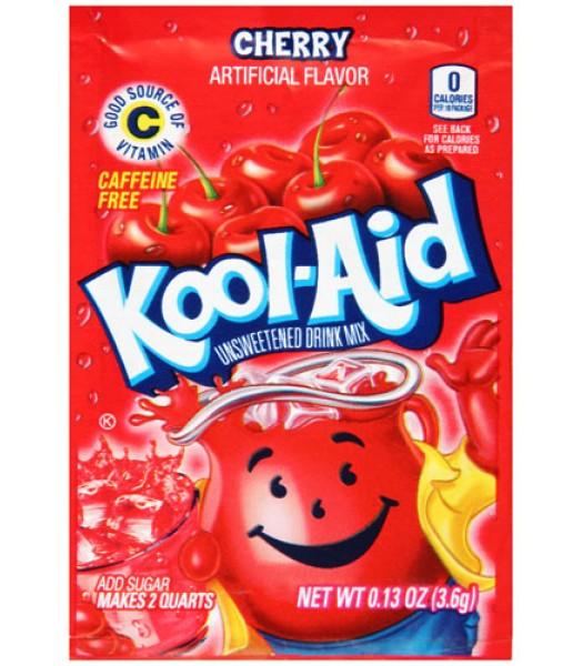 Kool Aid Cherry 3.6g Drink Mixes Kool Aid