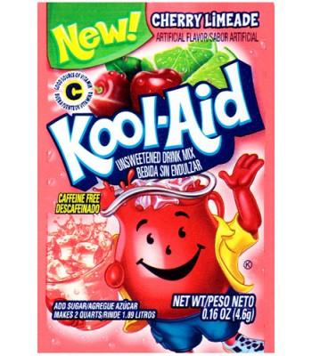 Kool Aid Cherry Limeade sachet 4.6g Drink Mixes Kool Aid