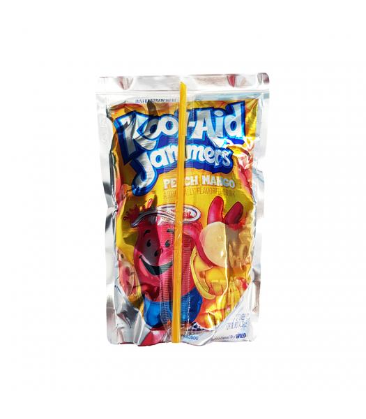 Kool Aid Jammers Peach Mango - 6oz (177ml) Soda and Drinks Kool Aid