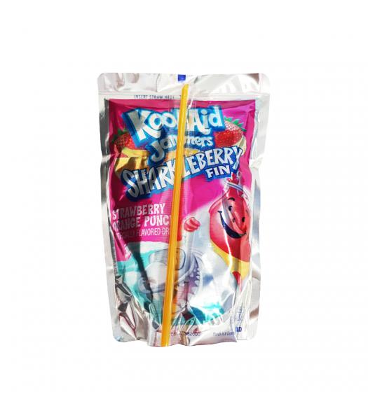Kool Aid Jammers Sharkleberry - 6oz (177ml) Soda and Drinks Kool Aid