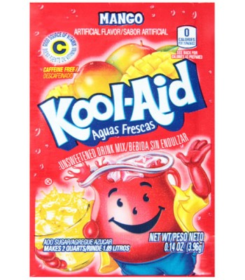 Clearance Special - Kool Aid Mango 3.96g **Best Before: 15 March 21** Clearance Zone