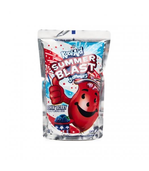 Kool Aid Jammers Summer Blast Booming Berry  - 6oz (177ml)