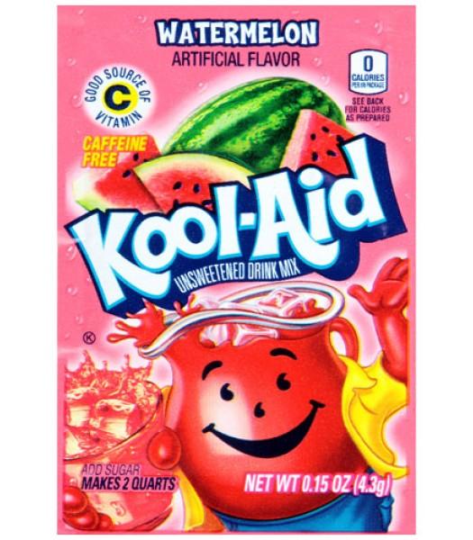 Kool Aid Watermelon Sachet 4.3g Drink Mixes Kool Aid