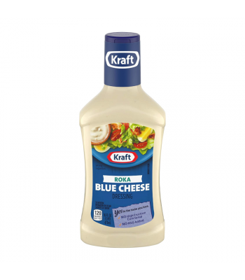 Kraft Roka Blue Cheese Dressing - 8oz (227ml) Food and Groceries Kraft