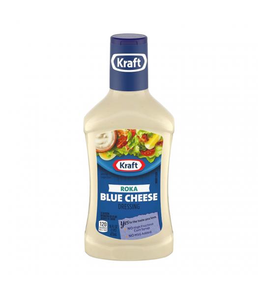 Kraft Roka Blue Cheese Dressing - 8oz (227ml) Food and Groceries Kraft