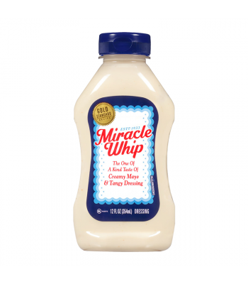 Kraft Miracle Whip 12oz (354ml)
