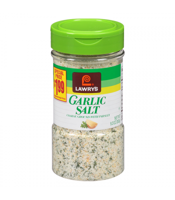 Lawry's Garlic Salt 11oz (311g) Food and Groceries