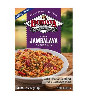 Louisiana Cajun Jambalaya Mix 7.5oz (213g)