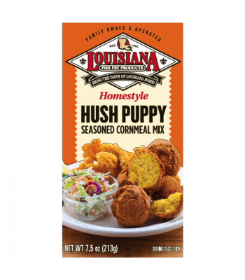 Louisiana Fish Fry Products Hush Puppy Mix 7.5oz (213g)