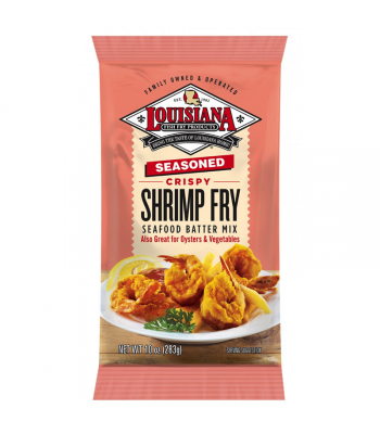 Louisiana Shrimp Fry Seasoning 10oz (283g)