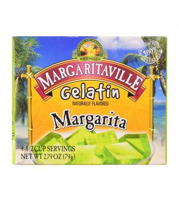 Margaritaville Margarita Gelatin 2.79oz (79g) Jelly & Puddings Margaritaville