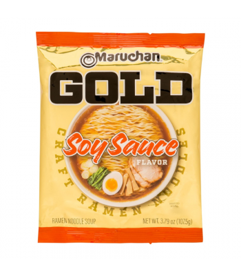 Maruchan Gold Ramen Noodles Soy Sauce - 3.79oz (107.5g) Food and Groceries Maruchan
