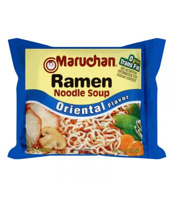 Maruchan Ramen Noodles Oriental 3oz (85g) Pasta & Noodles