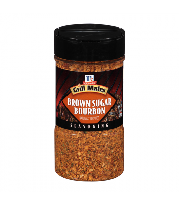 Mccormick Grill Mates Brown Sugar Bourbon - 9.5oz (269g) Food and Groceries