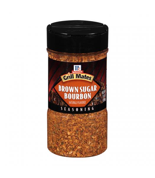 Mccormick Grill Mates Brown Sugar Bourbon - 9.5oz (269g) Food and Groceries