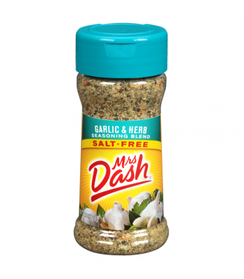 Mrs Dash Garlic & Herb Blend Seasoning 2.5oz (70g)