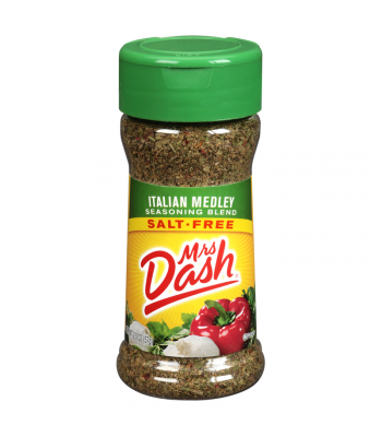 Mrs Dash Italian Medley Seasoning Blend 2oz (56g)