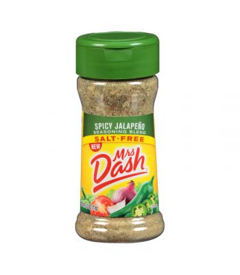 Mrs Dash Spicy Jalapeño Seasoning Blend - 2.5oz (71g) Food and Groceries