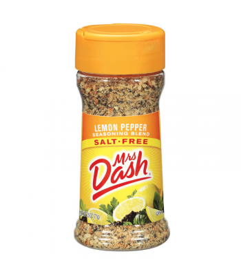 Mrs Dash Lemon Pepper Seasoning 2.5oz (70g)