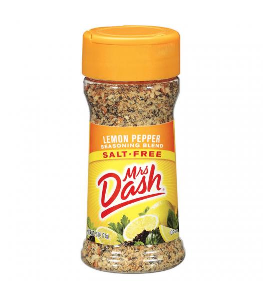Mrs Dash Lemon Pepper Seasoning 2.5oz (70g)