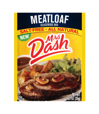 Mrs Dash Chili Seasoning Sachet 1.25oz (35g) Spices & Seasonings
