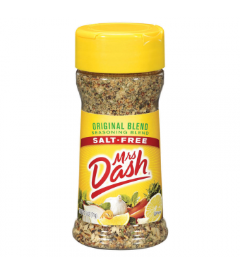 Clearance Special - Mrs Dash Original Blend Seasoning 2.5oz (70g) **Best Before: 14 July 17** Clearance Zone