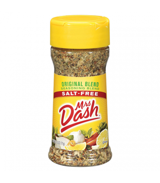 Mrs Dash Original Blend Seasoning 2.5oz (70g)