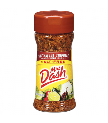 Mrs Dash Southwest Chipotle Seasoning 2.5oz (70g)