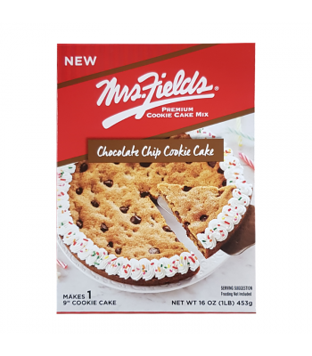 Mrs. Fields Chocolate Chip Cookie Mix - 16oz (453g) Food and Groceries