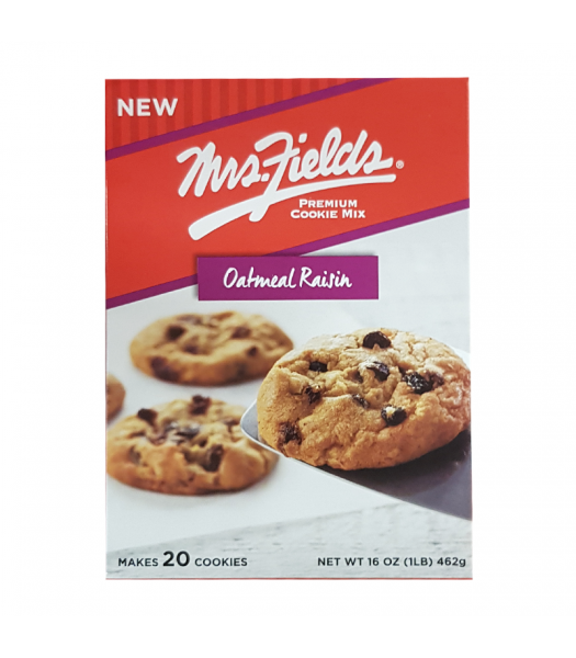Mrs. Fields Oatmeal Raisin Cookie Mix - 16oz (453g) Food and Groceries