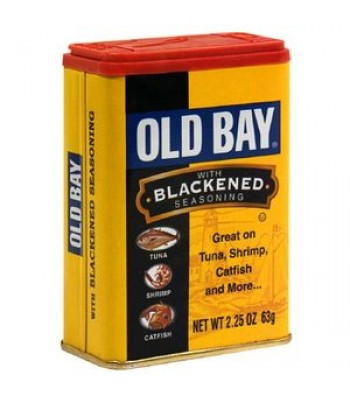 Old Bay Blackened Seasoning 2.25oz (63g) Spices & Seasonings Old Bay