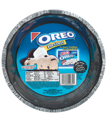 Oreo 9 Inch Pie Crust 6oz (170g) Baking & Cooking Oreo