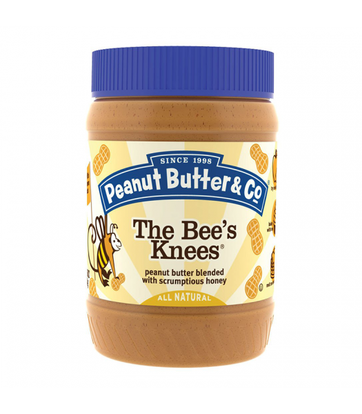 PB & Co The Bees Knees Peanut Butter 16oz (454g)