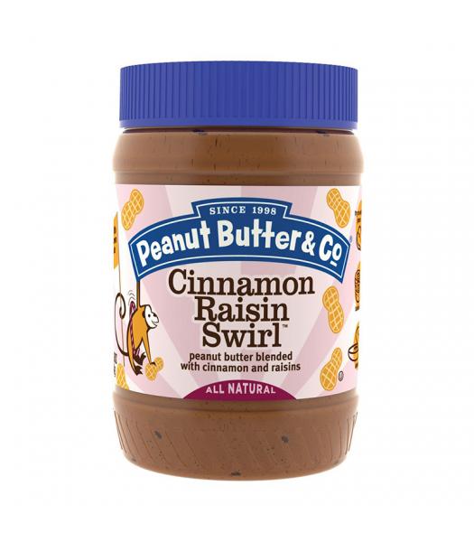 PB & Co Cinnamon Raisin Swirl Peanut Butter 16oz (454g) Food and Groceries